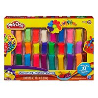 Play-Doh Ultimate Rainbow Pack by Hasbro