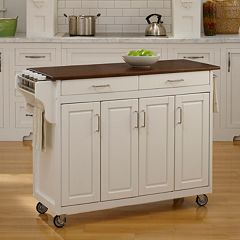 Cherry-Top Kitchen Cart by