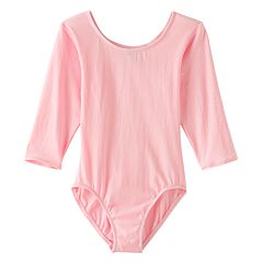 Jacques Moret® Solid Dance Leotard - Girls