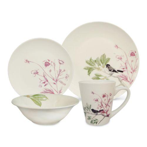 SONOMA life + style® Evelyn Bloom 16-pc. Dinnerware Set