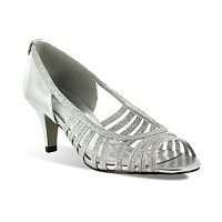 Easy Street Sparkle Women's Dress Heels