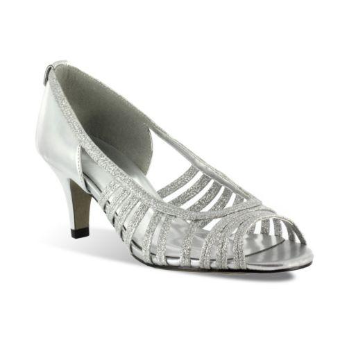 Easy Street Sparkle Women's Dress Heels