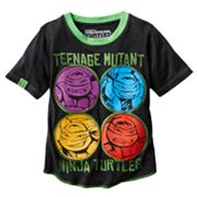 Teenage Mutant Ninja Turtles Ringer Tee - Boys 4-7