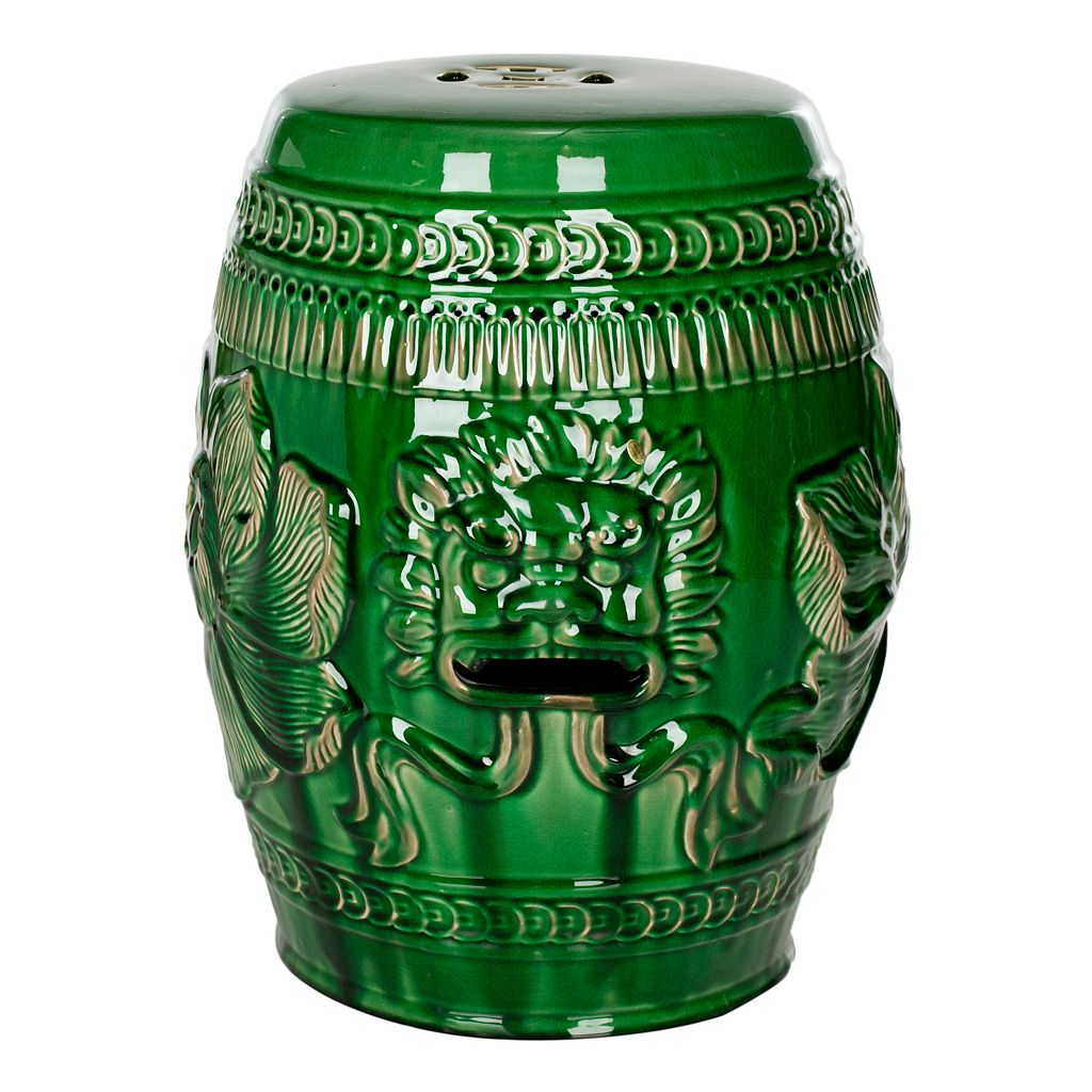 Safavieh Dragon Ceramic Garden Stool