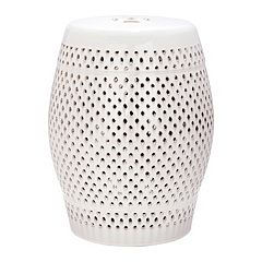 Safavieh Diamond Ceramic Garden Stool