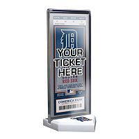 Detroit Tigers Home Plate Ticket Display Stand