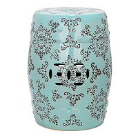 Safavieh Medallion Ceramic Garden Stool