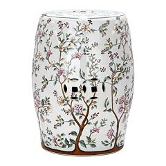 Safavieh Blooming Tree Ceramic Garden Stool