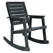 Safavieh Alexei Indoor / Outdoor Rocking Chair