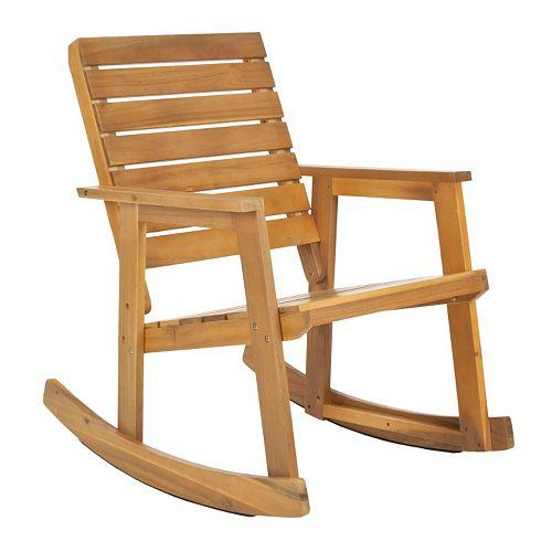 Safavieh Alexei Outdoor Rocking Chair