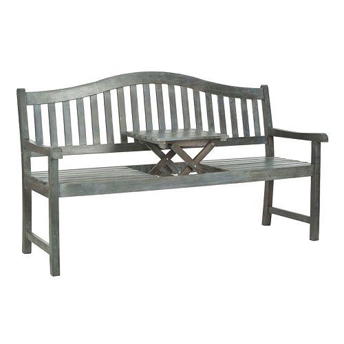 Safavieh Mischa Indoor / Outdoor Bench