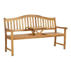 Safavieh Mischa Indoor / Outdoor Bench