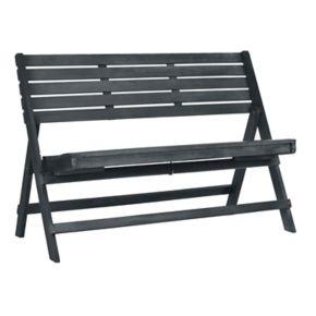 Safavieh Luca Indoor / Outdoor Folding Bench