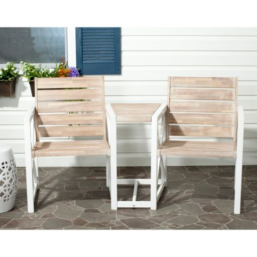 Safavieh Jouana Indoor / Outdoor 2-Seat Bench