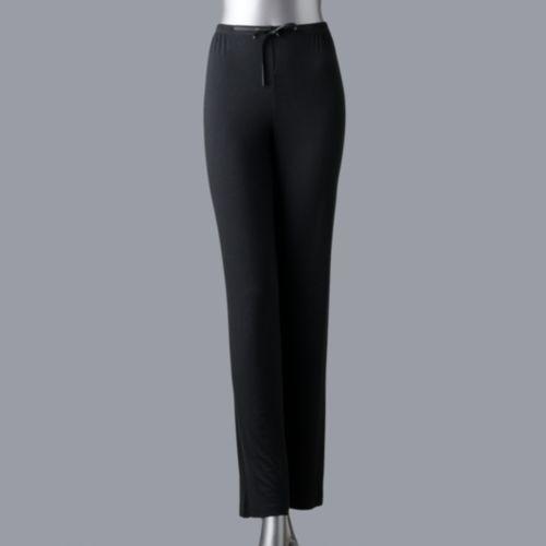 Simply Vera Vera Wang Pajamas: Basic Luxury Pajama Pants - Women's