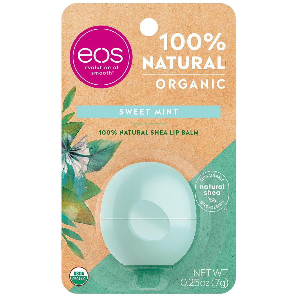 eos Sweet Mint Lip Balm Sphere