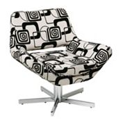 Office Star Products Avenue Six Yield Lunar Chair