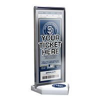 San Diego Padres Home Plate Ticket Display Stand