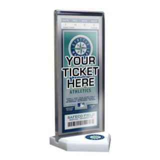Seattle Mariners Home Plate Ticket Display Stand