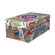 Chicago Cubs Souvenir Ticket Photo Box