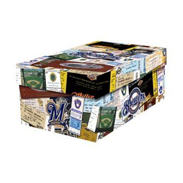 Milwaukee Brewers Souvenir Ticket Photo Box