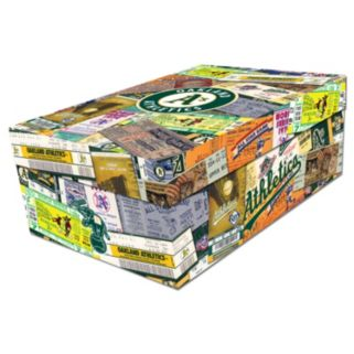 Oakland Athletics Souvenir Ticket Photo Box