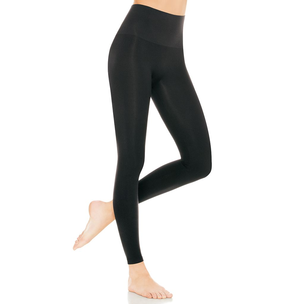 Plus SIze Red Hot by Spanx Shaping Legging - 1663P