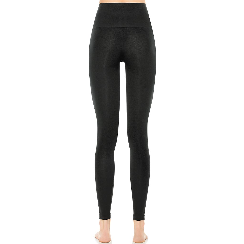 Plus Size Red Hot by Spanx Shaping Leggings - 1663P