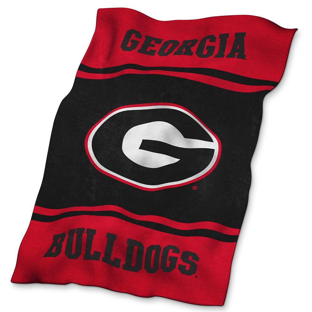 Georgia Bulldogs UltraSoft Blanket