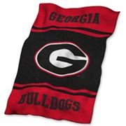 Georgia Bulldogs UltraSoft Blanket