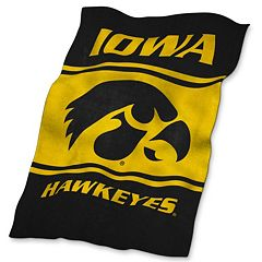 Iowa Hawkeyes UltraSoft Blanket