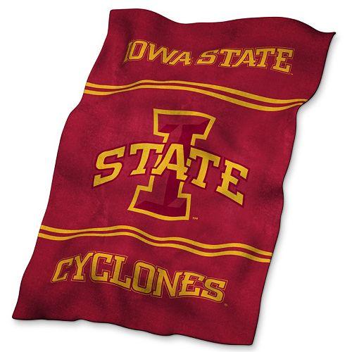 Iowa State Cyclones UltraSoft Blanket