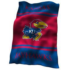 Kansas Jayhawks UltraSoft Blanket