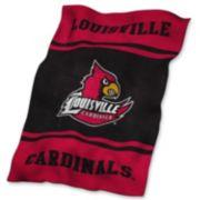 Louisville Cardinals UltraSoft Blanket