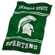 Michigan State Spartans UltraSoft Blanket
