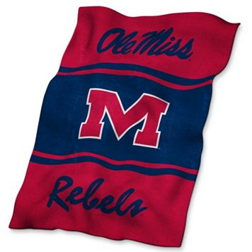 Ole Miss Rebels UltraSoft Blanket