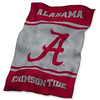 Alabama Crimson Tide UltraSoft Blanket