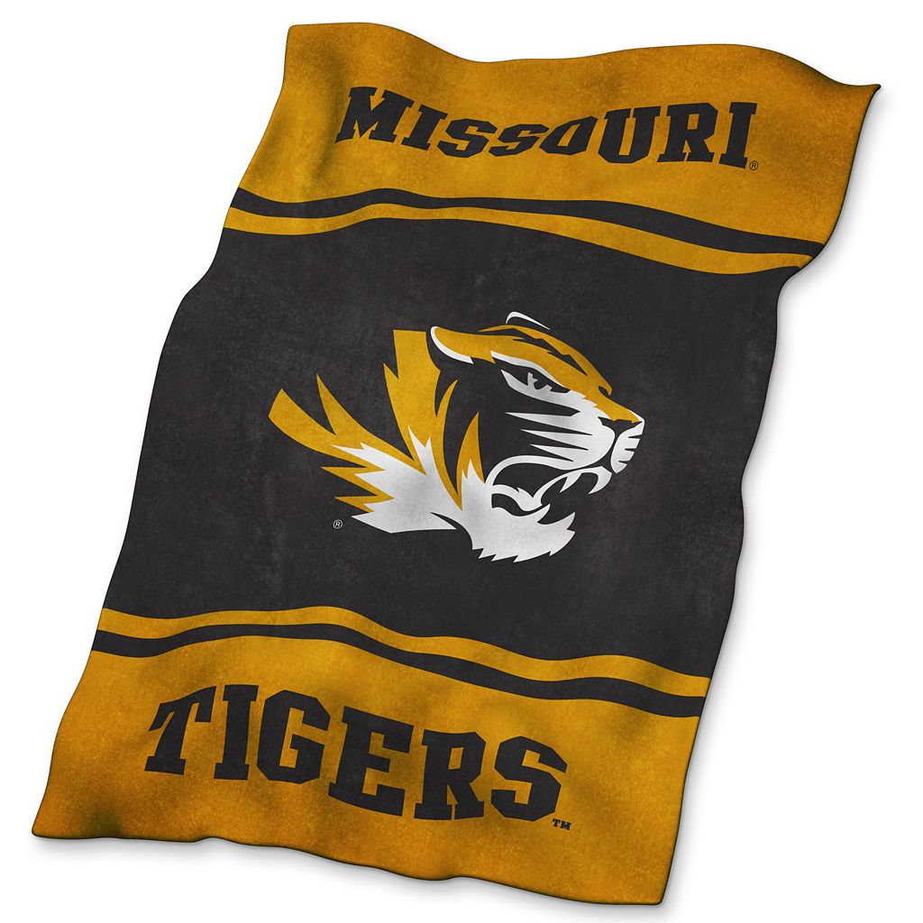 Missouri Tigers UltraSoft Blanket