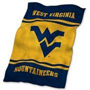 West Virginia Mountaineers UltraSoft Blanket