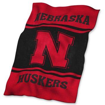 Nebraska Cornhuskers UltraSoft Blanket