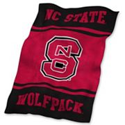 North Carolina State Wolfpack UltraSoft Blanket