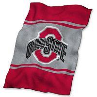 Ohio State Buckeyes UltraSoft Blanket