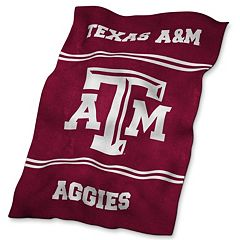 Texas A&M Aggies UltraSoft Blanket