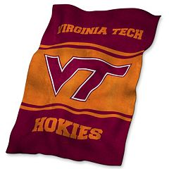 Virginia Tech Hokies UltraSoft Blanket