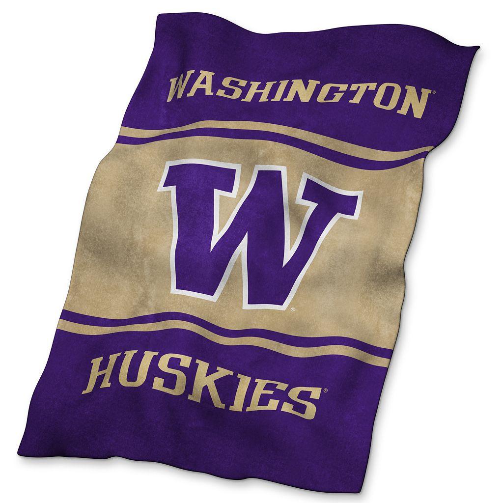 Washington Huskies UltraSoft Blanket