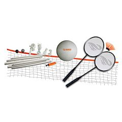 Triumph Beginner Badminton & Volleyball Set