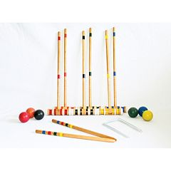 Triumph 6-Player Croquet Set