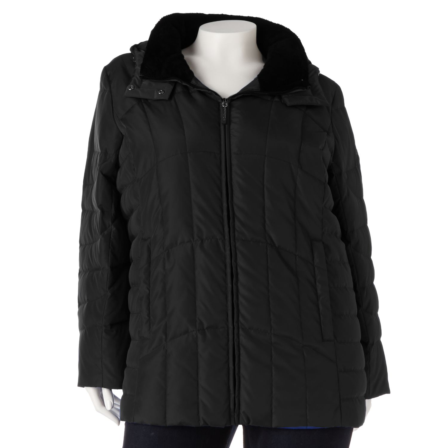 ZeroXposur Down Puffer Jacket - Women's Plus