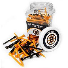 Team Golf Boston Bruins 175-ct. Golf Tee Jar