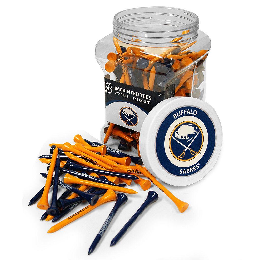 Team Golf Buffalo Sabres 175-ct. Golf Tee Jar